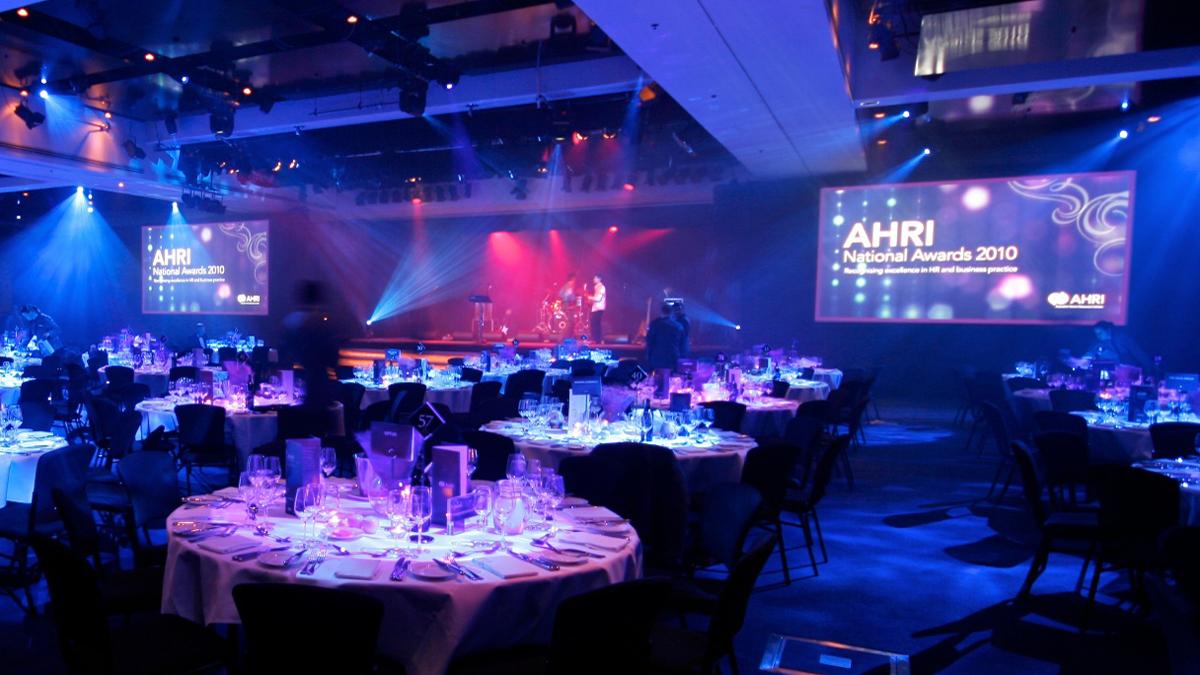 AHRI AWARDS 2010