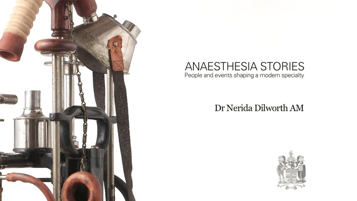 ANZCA Oral Histories