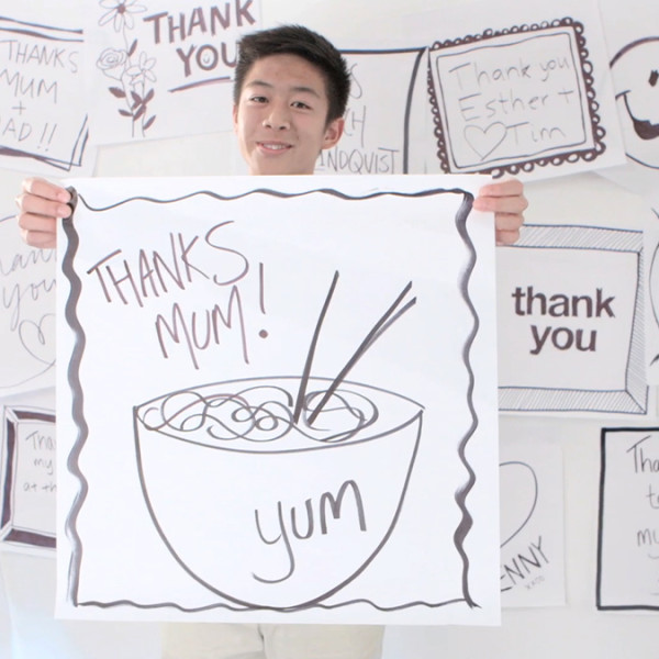 VCE Thank-you video