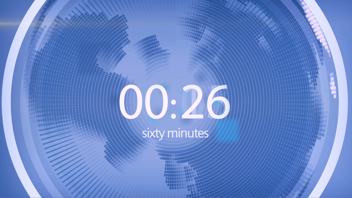 Siemens 60 Minutes