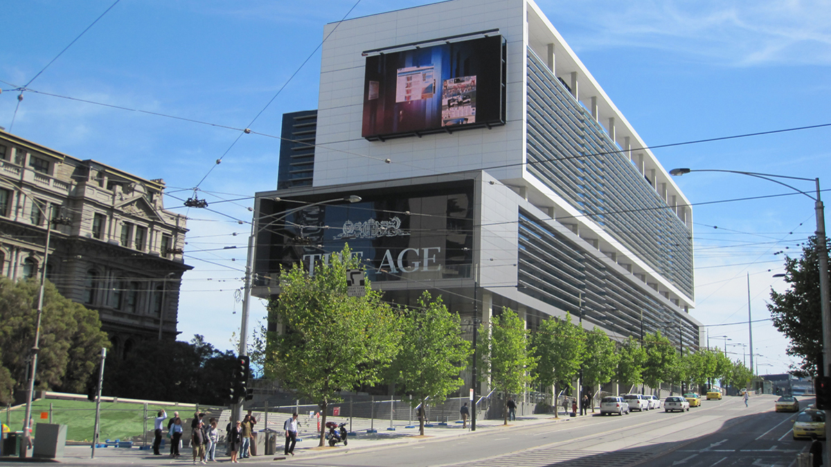 The Age Media House Building Reveal