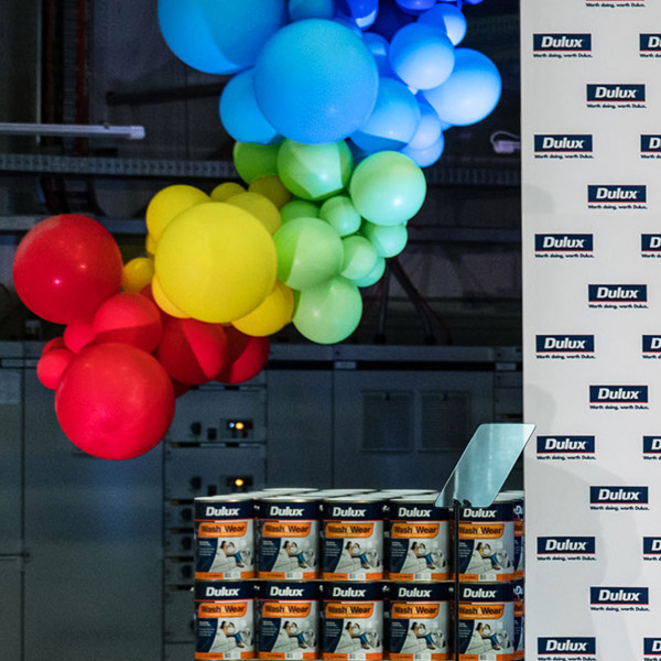 Dulux Merriefield Opening