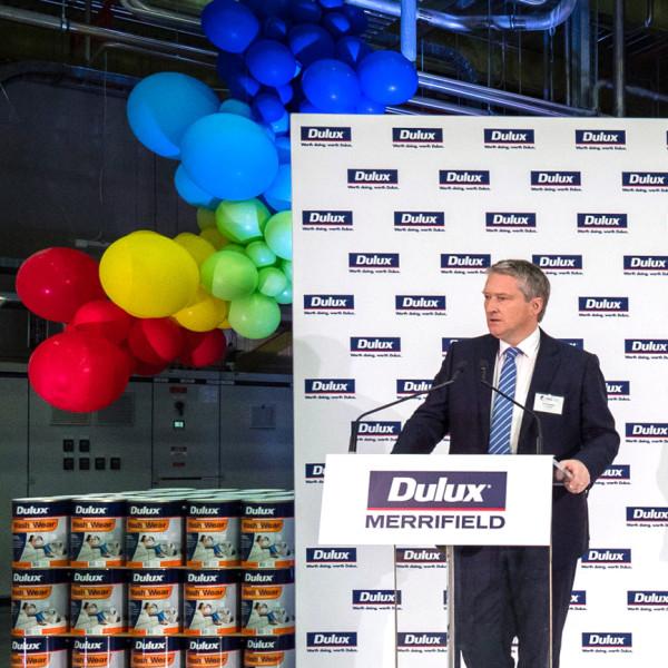 Dulux Merriefield Opening